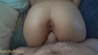 BIG ASS Asian camgirl gets a pov doggystyle fucking ( @andregotbars )